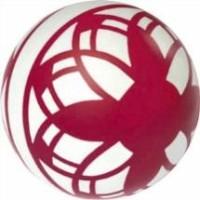 Мяч Вертушок 100мм окр. по трафарету.