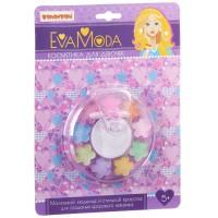 Набор детской декоративной косметики Bondibon Eva Moda CRD диск с теням