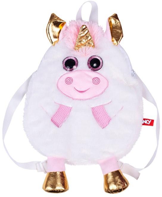 Мягконабивная Сумка-рюкзак Единорог