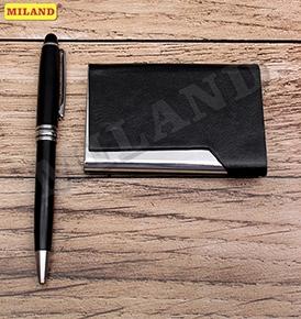 Ручка подар. Miland + держатель для карт Боссу