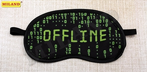Сувенир Маска для сна Offline