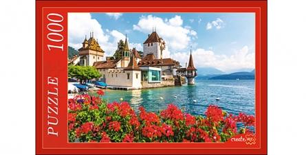 Пазл 1000 Живописный дворец на воде