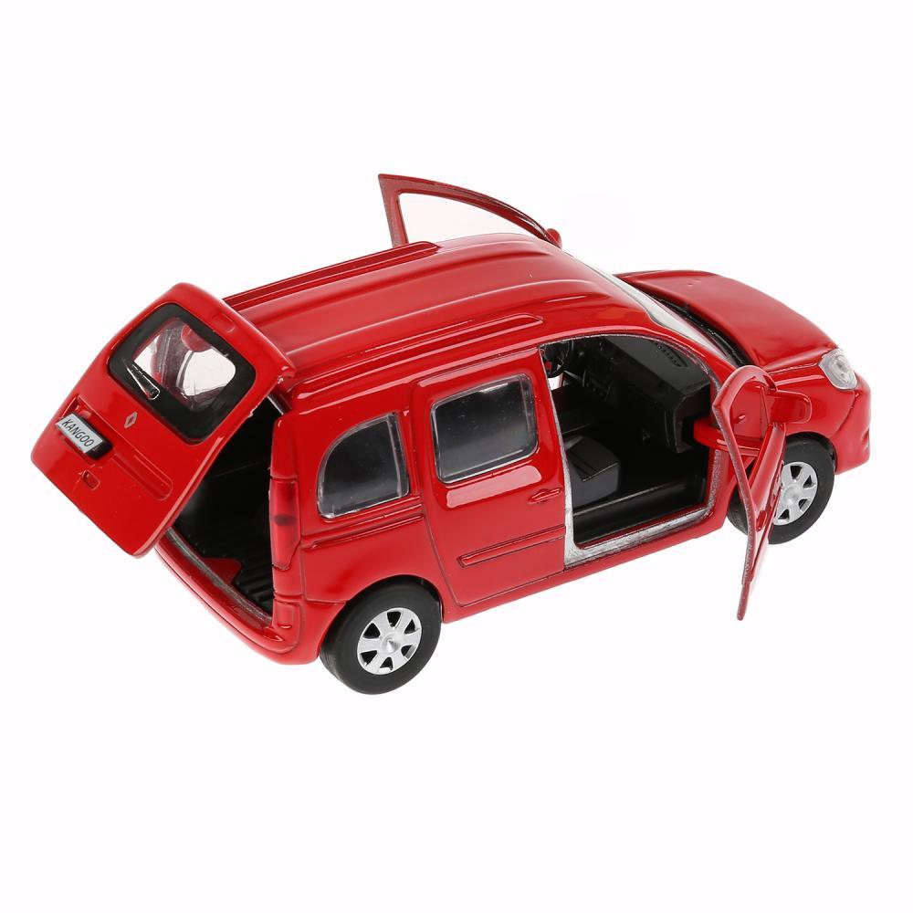 Машина Renault Sandero металл 12см открыв.двери, багажник, инерц.