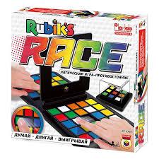 Игра Логическая Rubik's RACE