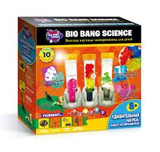 Набор для исследования BIG BANG SCIENCE Удивительная наука