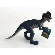 iиз ПВХ Динозавр Дилофозавр