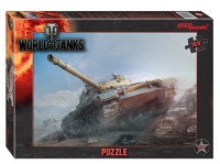 Пазл 160 Step World of Tanks