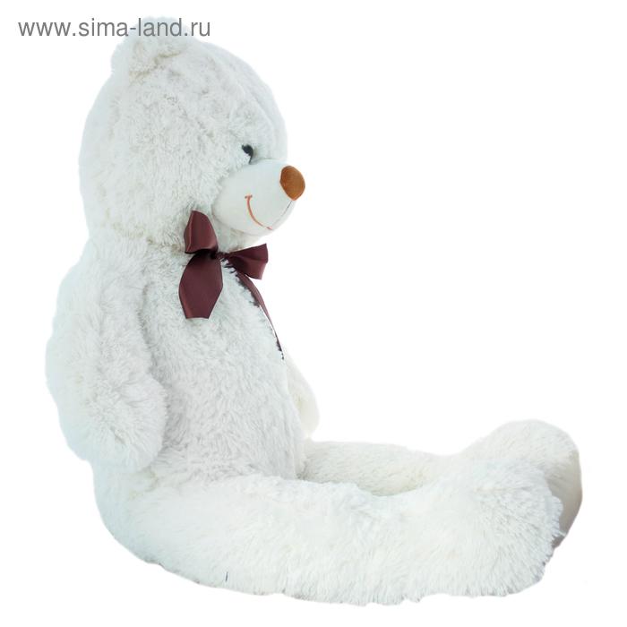 Мягконабивная TALLULA Медведь Филл 100см молочный