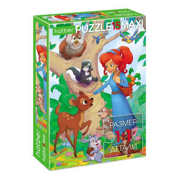 Пазл 15 Maxi Eco Сказочный мир