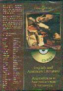 CD Английская и американская литература English and American Literature