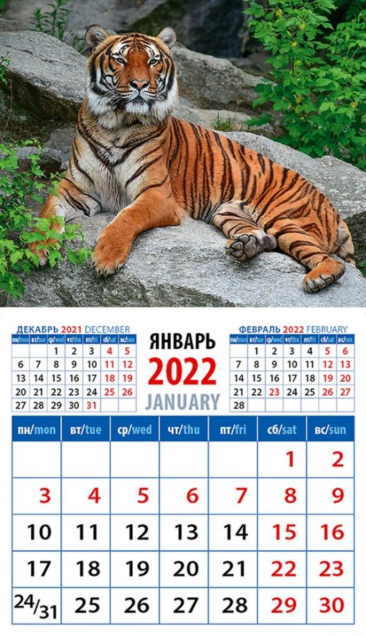 Календарь на магните 2018 20826 Год собаки. Щенок корги