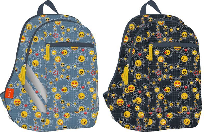 Рюкзак эрономич. Emoji Смайлы