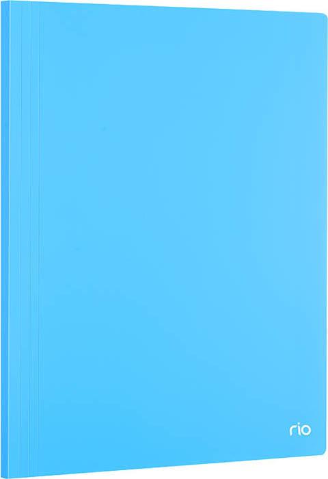 Папка-файл А4 80л Deli Rio ассорти