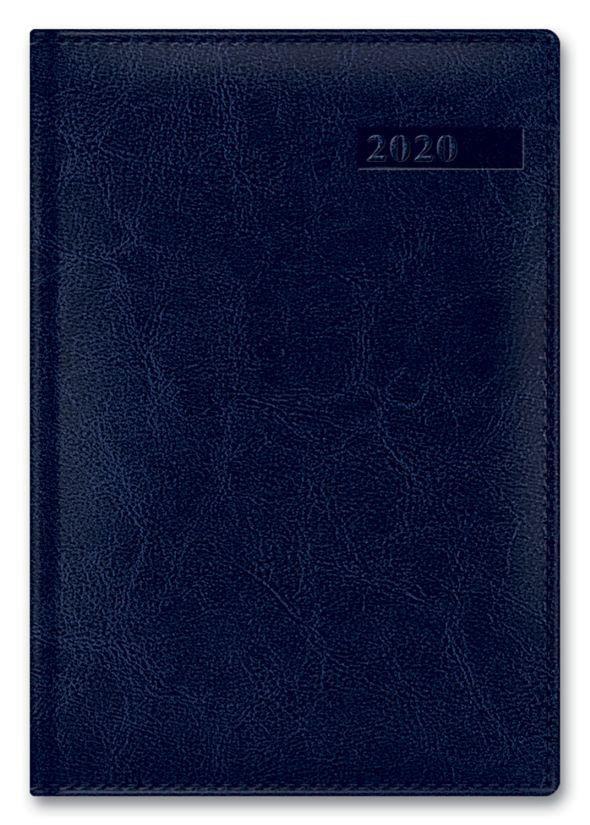 Ежедневник А5 2020г SARIF IMAGE Синий