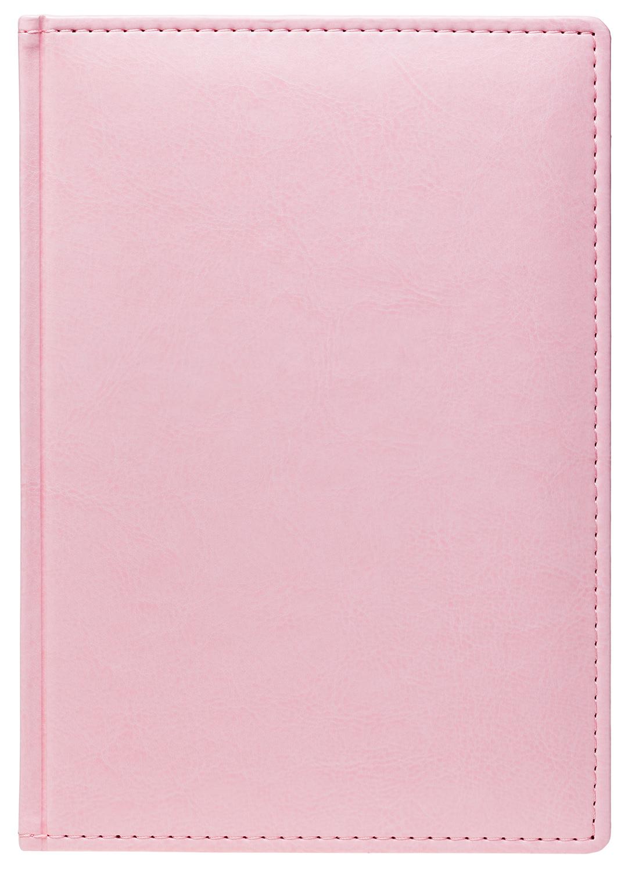 Ежедневник А6 2020г NEBRASKA THERMO CHARM Розовый