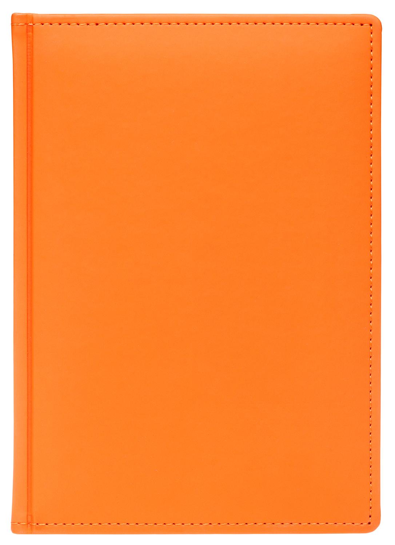 Ежедневник А6 SARIF CLASSIC Оранжевый