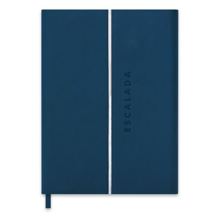 Ежедневник А5+ Escalada органайзер софт-тач синий