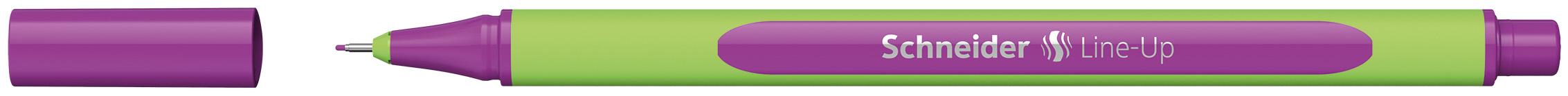 Ручка капиллярная Schneider Line-Up ярко-фиолетовая 0.4мм