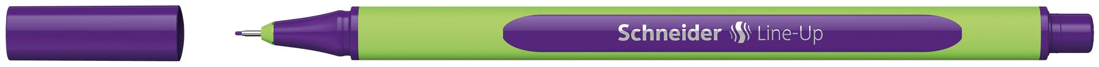 Ручка капиллярная Schneider Line-Up фиалковая 0.4мм