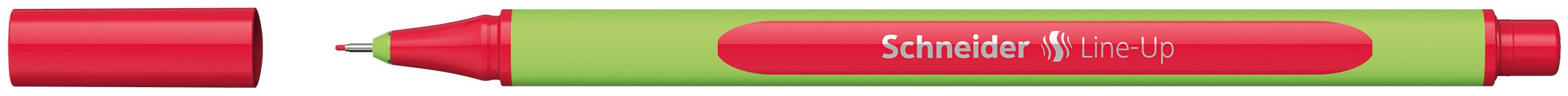 Ручка капиллярная Schneider Line-Up алая 0.4мм