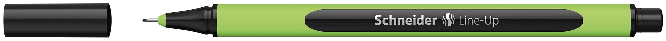 Ручка капиллярная Schneider Line-Up черный сапфир 0.4мм