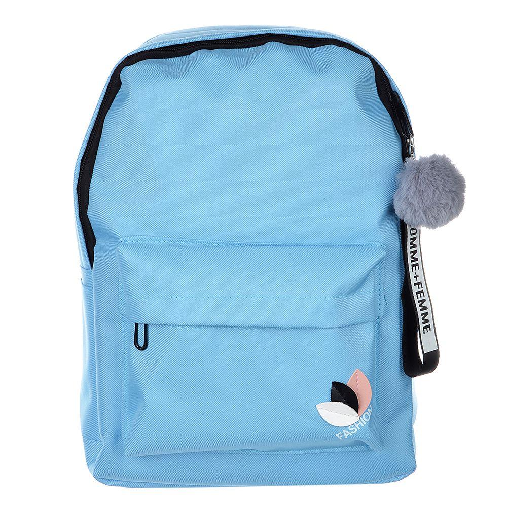 Рюкзак молодежный Clipstudio Голубой