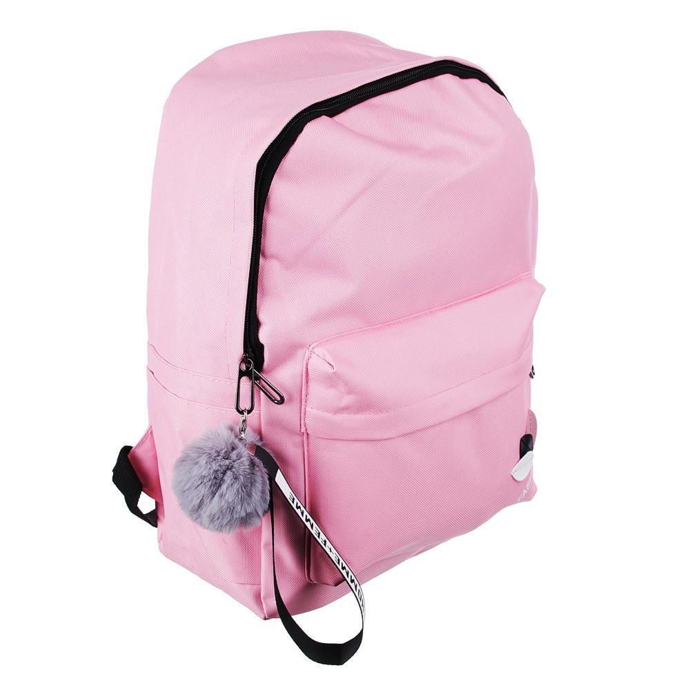 Рюкзак молодежный Clipstudio Сиреневый розовый