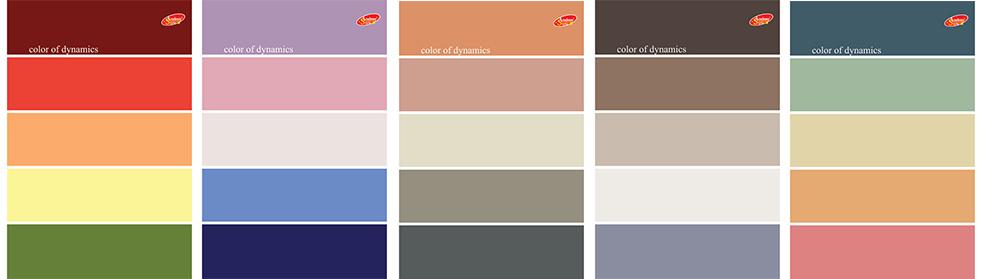 Блокнот А5 80л кл Color of dynamics