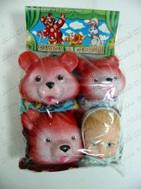 Кукольный театр Три медведя