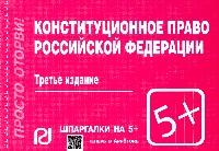 Конституционное право РФ: Шпаргалка