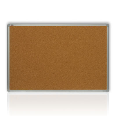 Доска пробковая 600*900 алюм. рамка
