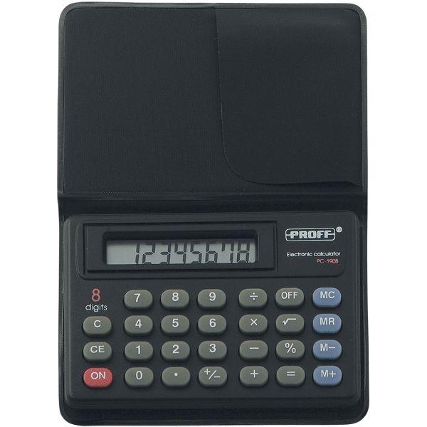 Калькулятор 8 разр. Proff