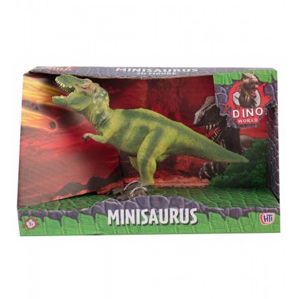 Фигурка Динозавра Dino World Т-Рекс 16 см