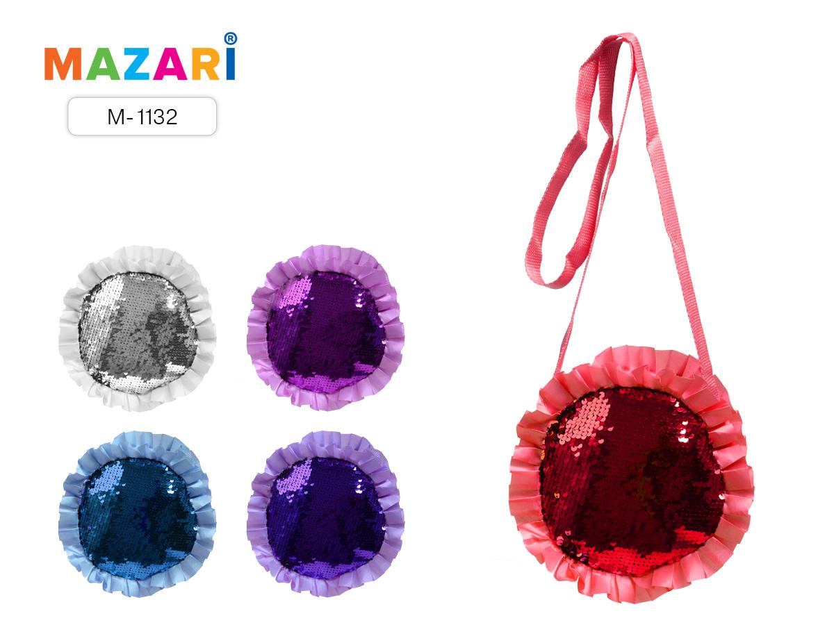 Сумка детская Mazari Babados через плечо ассорти 6 цветов