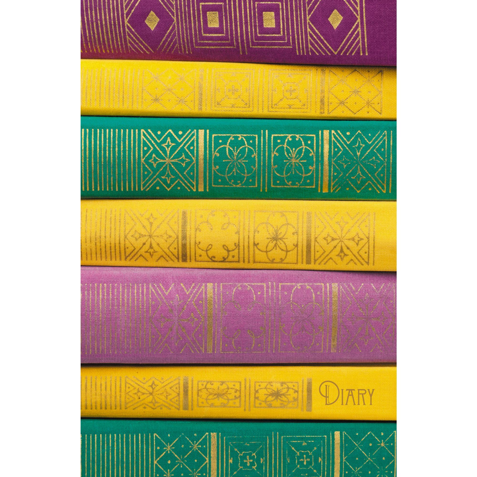Ежедневник А5 Книжная коллекция