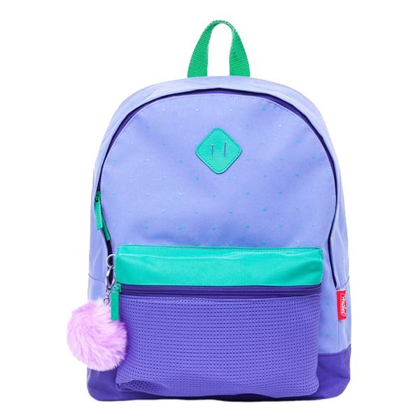Рюкзак молодежный Hatber Casual Сиреневый шарм