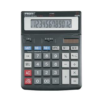 Калькулятор 12 разр. Proff аналог 888