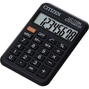 Калькулятор 8 разр. CITIZEN карман