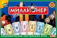 Настольная Миллионер Элит (Elite): Экономическая настольная игра