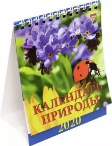 Календарь настольный 2020 (домик) 10003 Календарь природы