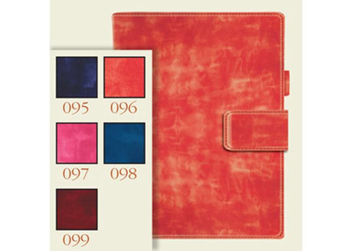 Бизнес/Органайзер кожа А6 Perfect оранжевый