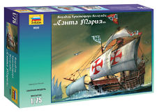 Сборная модель Корабль Колумба Санта Мария 1/150