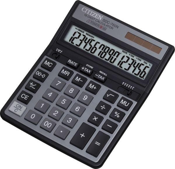 Калькулятор 16 разр. CITIZEN настольный