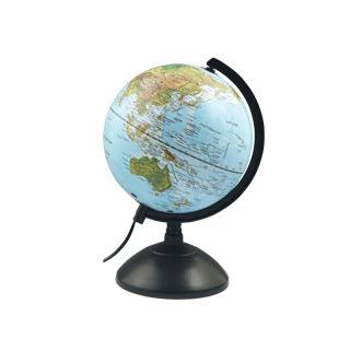 Глобус d-20 полит/физич с подсветкой