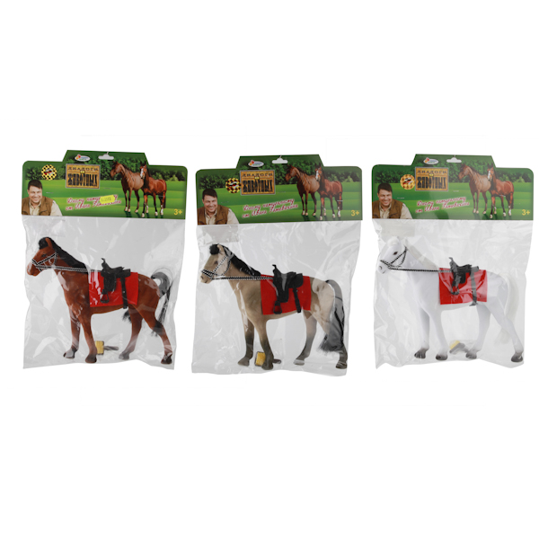 Лошадь (флокированное покрытие)