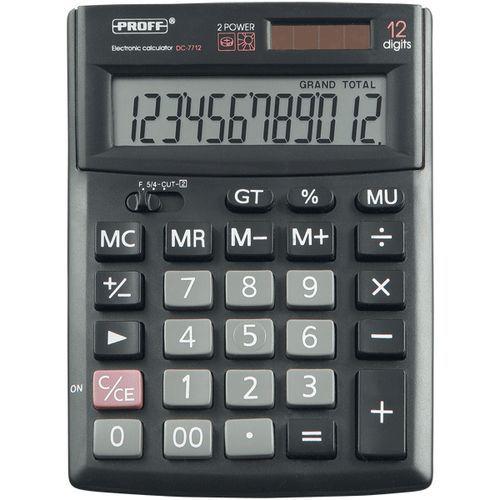 ккккКанц Калькулятор 12 разр. Proff