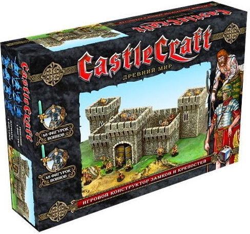 Конструктор Castle Craft Древний мир 8+