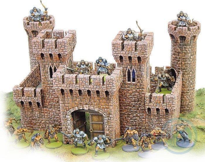 Конструктор Castle Craft Средневековье