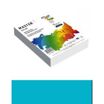 Бумага А4 цветная 50л светло-синий 80г/м2