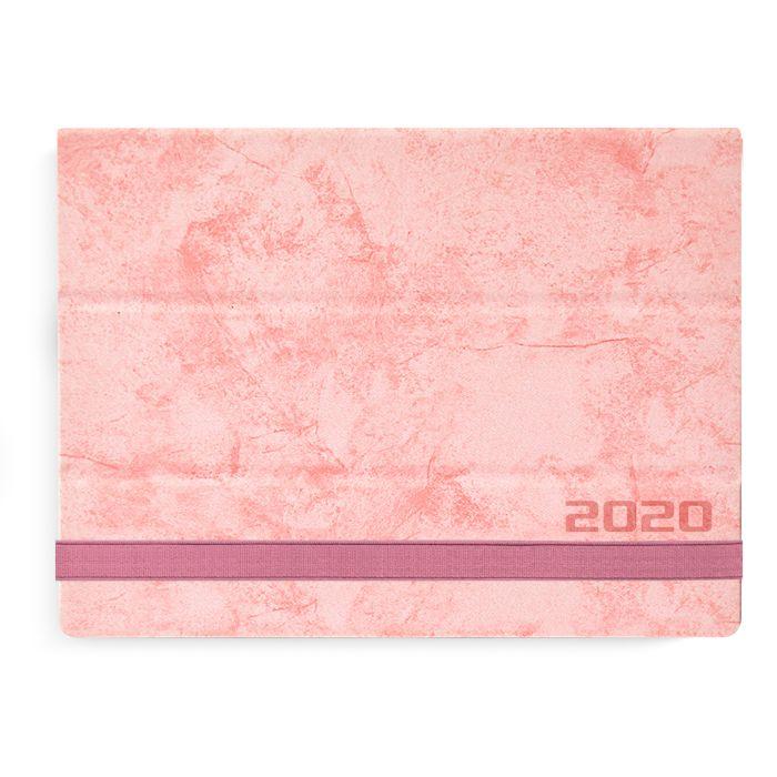Планинг 2020г Escalada Джинс делавэ розовый кожзам